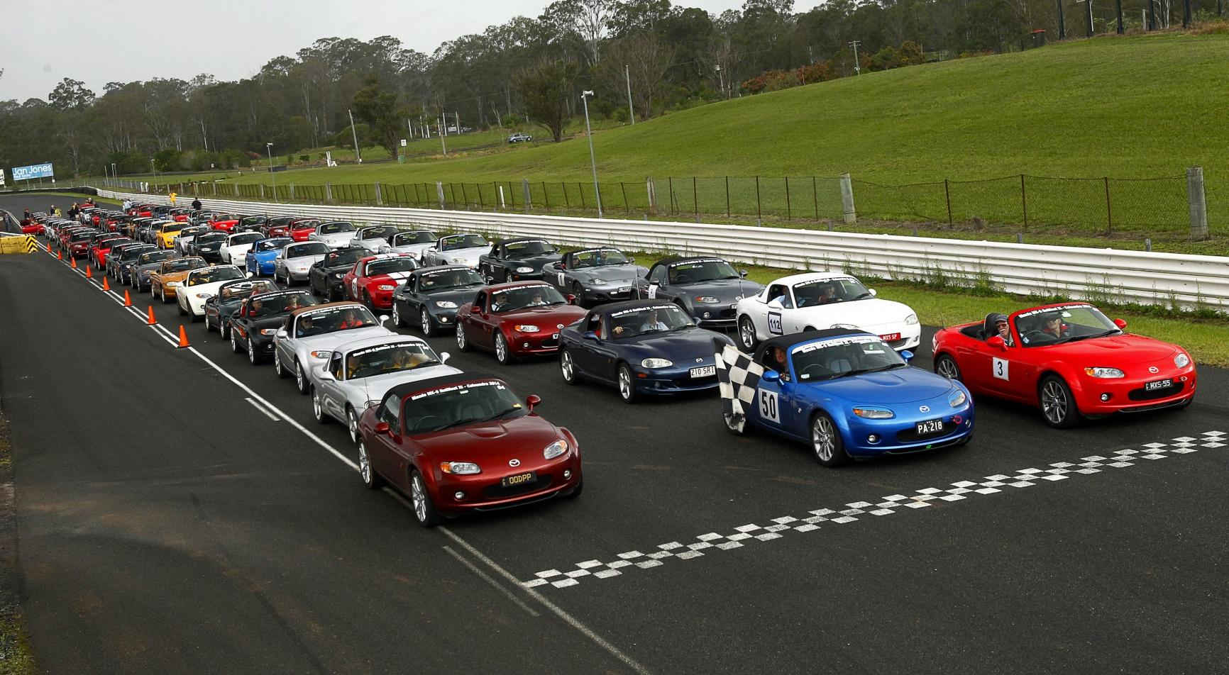 MX-5 Clubs of Australia